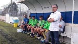 Προπονητής: Γιάννης Καντάς