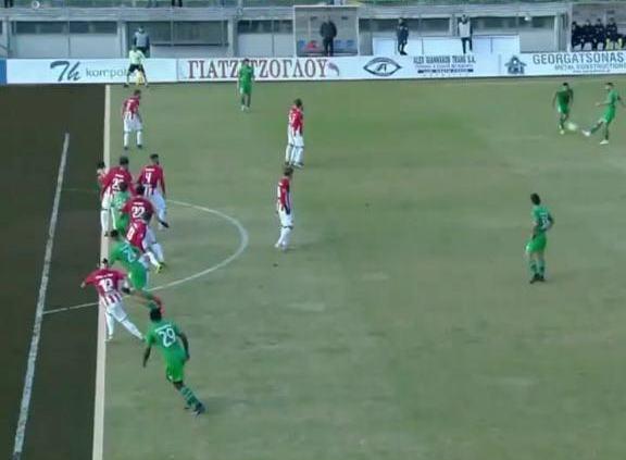 ΛΕΒΑΔΕΙΑΚΟΣ - Πλατανιάς 1-0