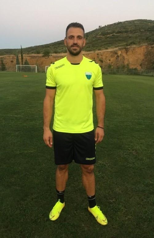 Παίκτης του ΛΕΒΑΔΕΙΑΚΟΥ & ο Χρήστος Τζιώρας